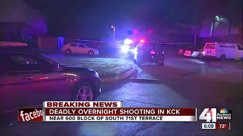 Woman shot to death at KCK apartment complex