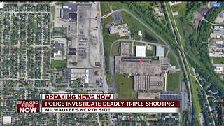 1 dead, 2 injured in overnight shooting on Milwaukee's north side - Video