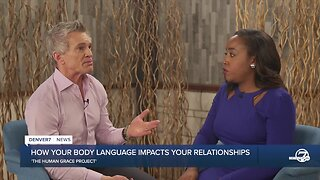 The Human gRace Project: How your body language affects the health of your relationships