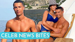 WATCH Cristiano Ronaldo and Georgina Rodriguez Give Us MAJOR VACATION ENVY!