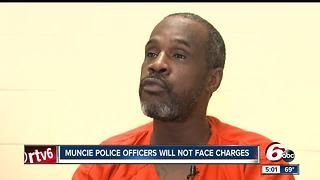 No charges to be filed against Muncie officers who shot man