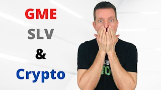 GameStop, Silver, & Cryptocurrencies | The MARKETS are MANIPULATED