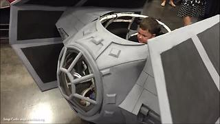 Nonprofit Makes Amazing Custom Costumes For Kids In Wheelchairs - Video