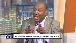 """Preview of """"Inside Michigan's African American Vote"""" special"""