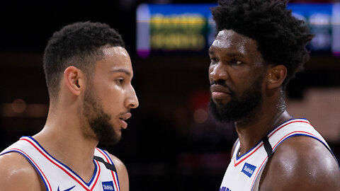 Joel Embiid & Ben Simmons Apparently DON'T Get Along, Causing All Of The Issues For 76ers