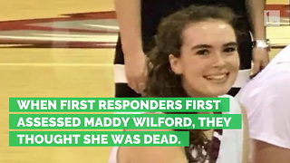 1st Responder Breaks Down Recounting Moment Florida Teen Thought To Be Dead Said 2 Words - Video