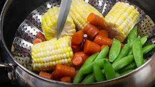 How to Steam Vegetables - Video