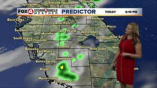 Warm and Humid Weather Pattern Holds - Video