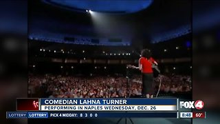 Talking comedy with Lahna Turner