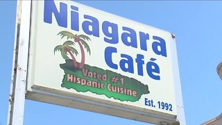 A Niagara Street staple is back open for business
