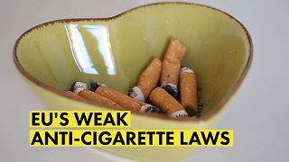 Save our smokers: lighting up the EU's problematic laws - Video
