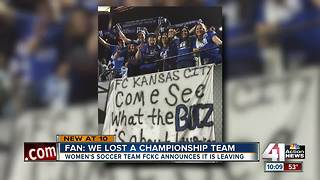 FC Kansas City ceases operations - Video
