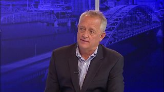 Joe Deters discusses homeless camps - Video