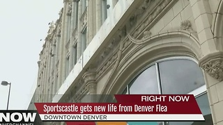 The Denver Flea plans massive flea market - Video