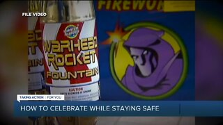 How to celebrate the Fourth while staying safe