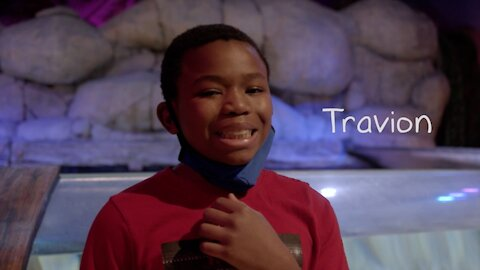13-year-old Travion is a creative, athletic kid who hopes a family will adopt him soon