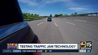 What causes traffic slowdowns? - Video