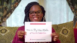 Siani, a college student with diabetes, just wants to be a regular student. - Video
