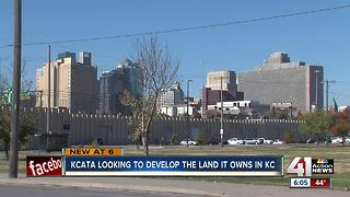 KCATA seeks to provide lot for development - Video