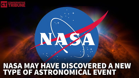 Nasa Has No Idea About Cataclysmic Event They Observed