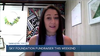Raising Money to Help Fight Pancreatic Cancer with the Sky Foundation