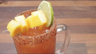 Spicy Mango Michelada - Video
