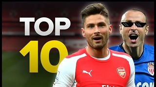 ARSENAL 1-3 MONACO | Top 10 Memes, Tweets and Vines! | UEFA Champions League - Video