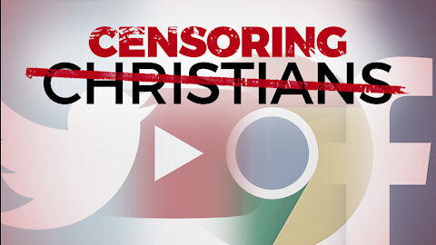 Censorship & Persecution of Christians Gets Worse After Election - Marcus Rogers [mirrored]