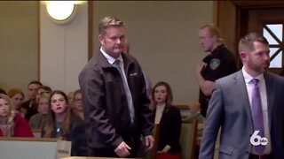 Chad Daybell pleads not guilty at his arraignment of four felony charges