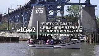 Cleveland Metroparks Water Taxi