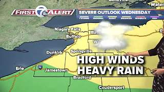 7 First Alert Forecast 06/18 - Noon - Video
