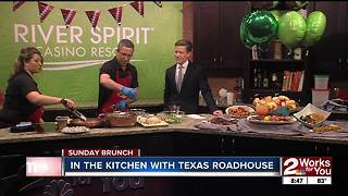 Sunday Brunch with Texas Roadhouse - Video
