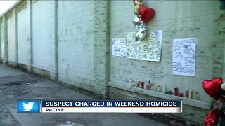 Gang member charged in Racine murder - Video