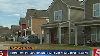 Elderly Homeowner Fears Losing Property As Developers Move In - Video