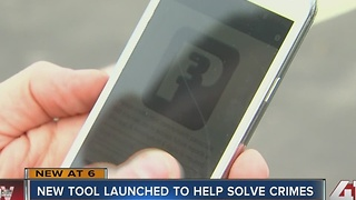 KC Crime Stoppers roll out new mobile app - Video
