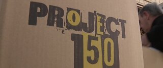 Project 150 feeds homeless students