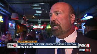 Coviello, Hollow square off in general election - Video