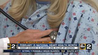 Doctor spreads awareness for women's heart health