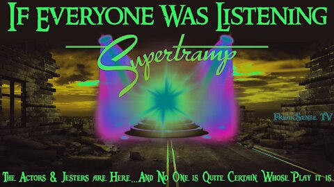 If Everyone Was Listening by Supertramp