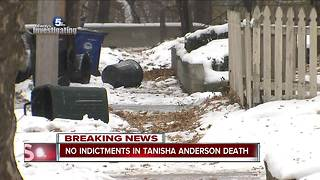 Officers cleared in Tanisha Anderson's death - Video