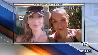 Amanda Stackelbeck: Police searching for missing woman last seen in Melbourne