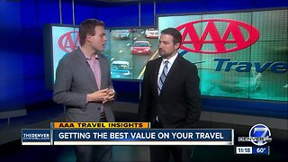 AAA- Getting The Best Value On Your Travel