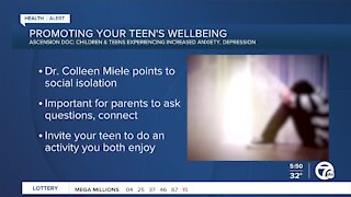 Promoting Teen Mental Health