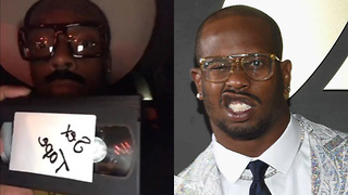 Brandon Marshall Dresses as Von Miller for Halloween - Video