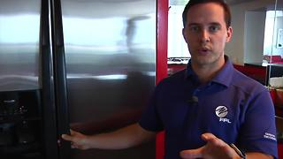 Prepare your refrigerator for a storm - Video