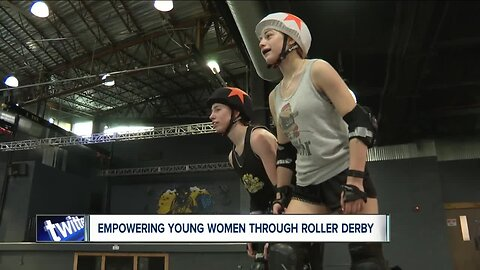 Queen City Junior Roller Girls headed to Nationals