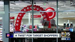 Small format Target store opens in central Phoenix - Video