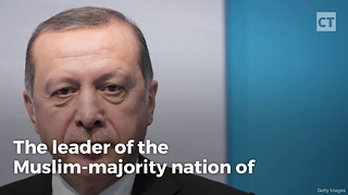 Leader of Turkey: No Such Thing As Moderate Islam - Video