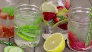 12 Infused Water Recipes - Video