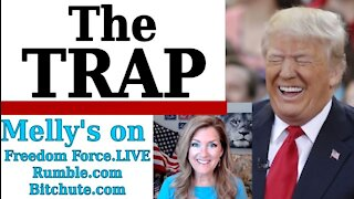 Caught in a Trap! Freedom Force Battalion Melissa Redpill the World 11-5-20
